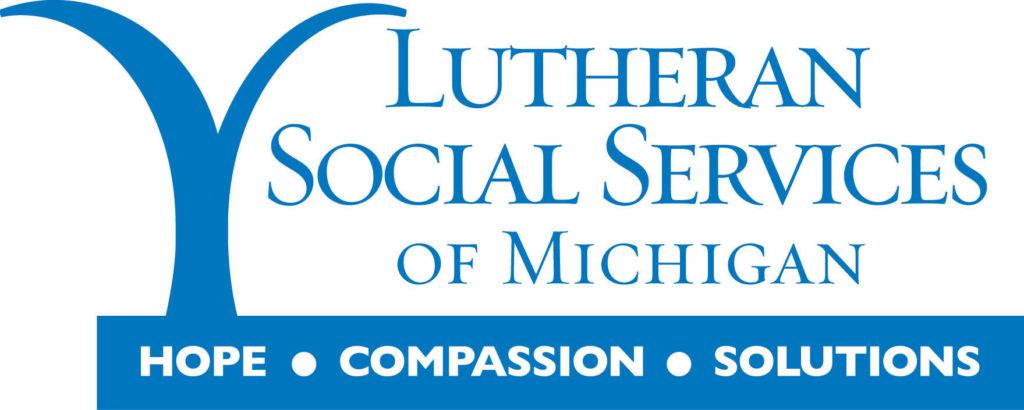 logo Lutheran Social Services Michigan