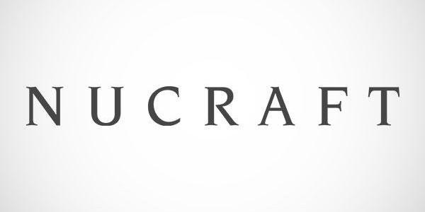 logo nucraft grey